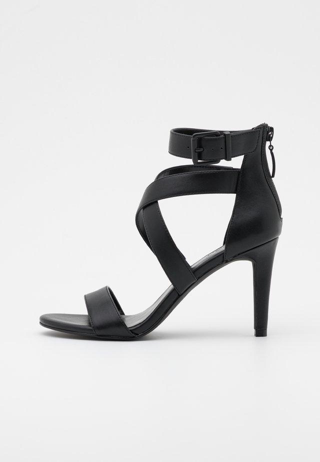 NIZZA  - Sandały - black