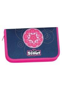 Scout - SAFETY LIGHT SUNNY SET  - Set zainetto - pink mandala - 5