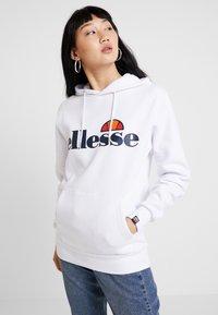 Ellesse - TORICES - Hoodie - white - 0