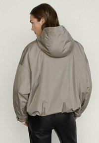 Massimo Dutti - Summer jacket - grey - 1