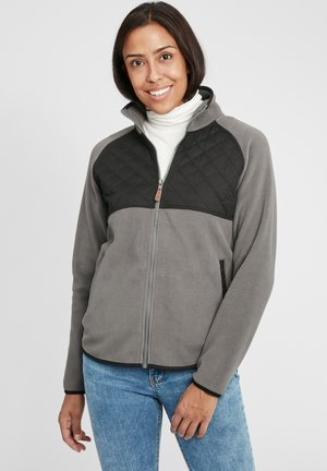 MALIN - Fleece jacket - pewter
