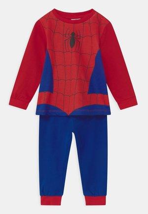 PRINT - Pyjama set - red/blue