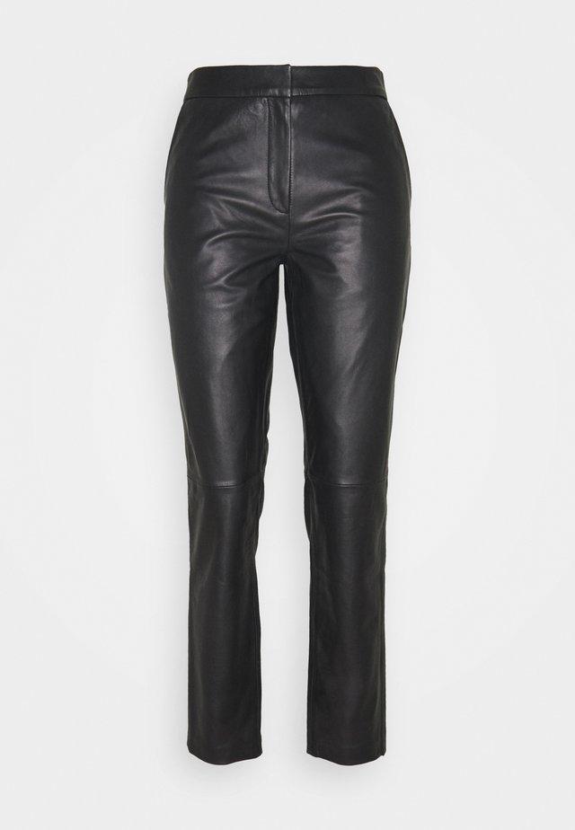 AVON - Pantalon classique - black