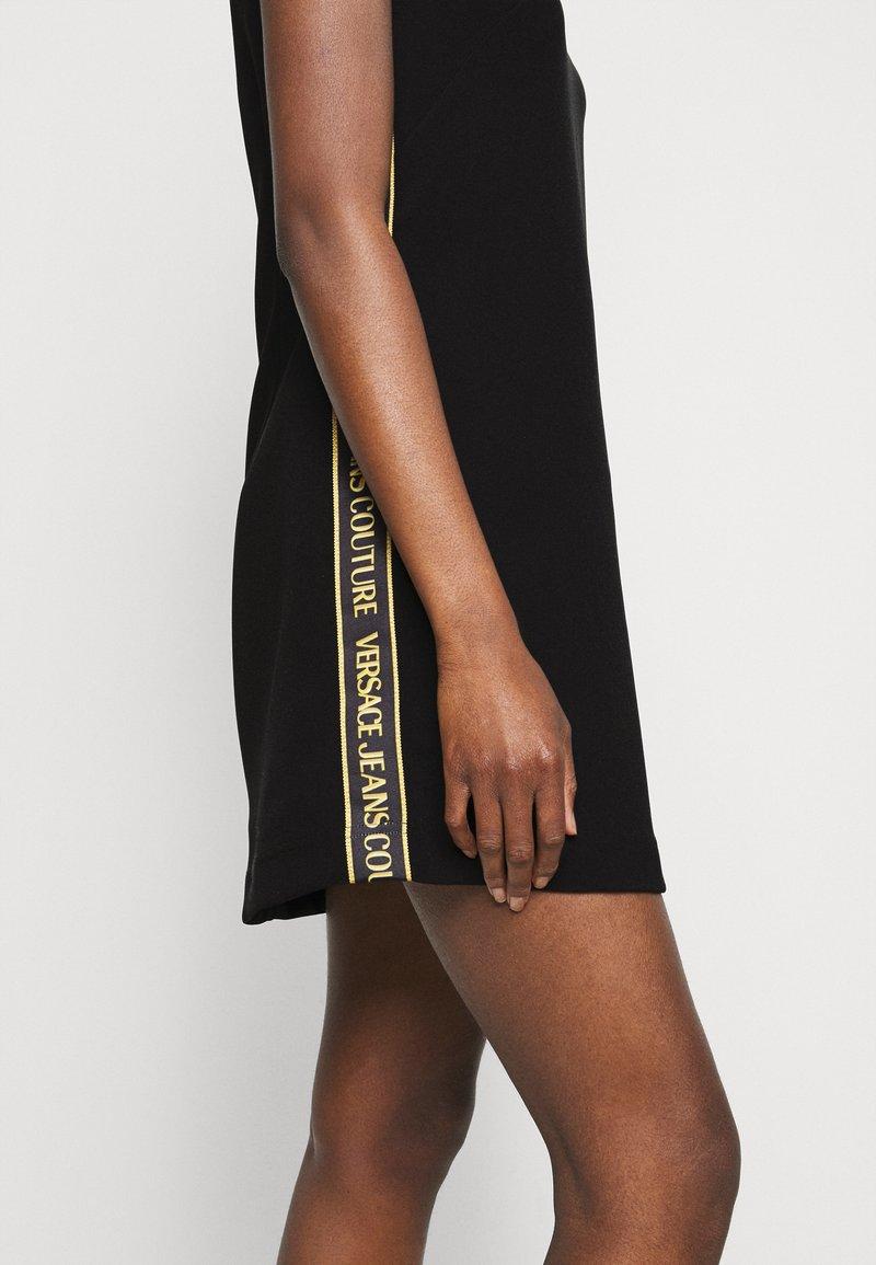 Versace Jeans Couture - LADY DRESS - Pouzdrové šaty - black