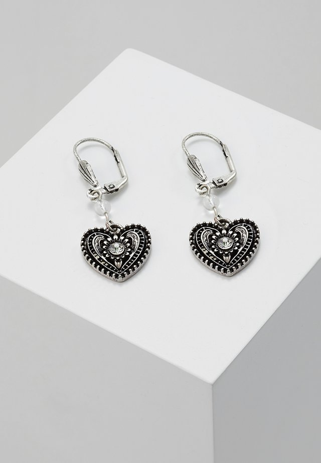 Earrings - antik silber