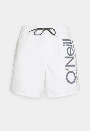ORIGINAL CALI - Zwemshorts - powder white