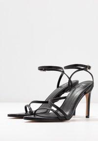 RAID - ROSIE - High heeled sandals - black - 4