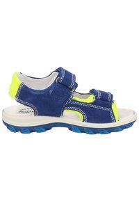 Primigi - Walking sandals - zaffiro/giallo - 6