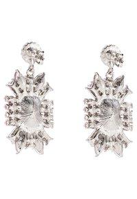 sweet deluxe - Earrings - weiß/pink - 2