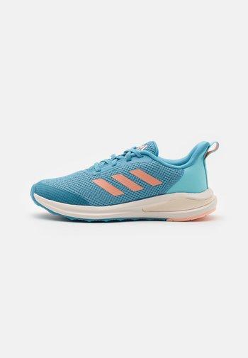 FORTARUN UNISEX - Neutral running shoes - hazy blue/glow pink/hazy sky