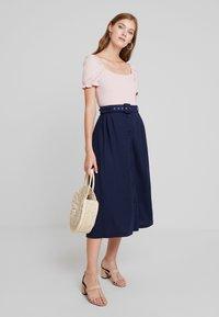 mint&berry - A-snit nederdel/ A-formede nederdele - navy - 1