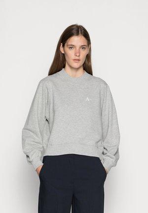 SWEATER  - Sweater - grey melee