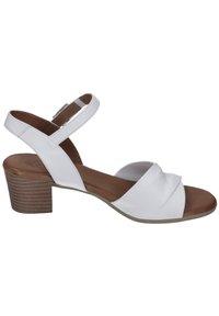 Piazza - Sandals - weiß - 4