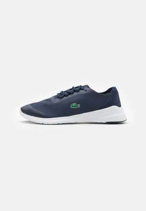 FIT - Matalavartiset tennarit - navy/white
