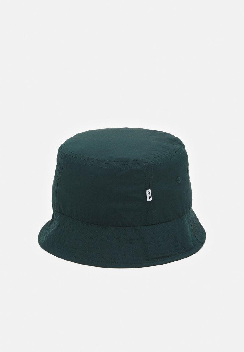 Wood Wood - BUCKET HAT UNISEX - Hoed - dark green