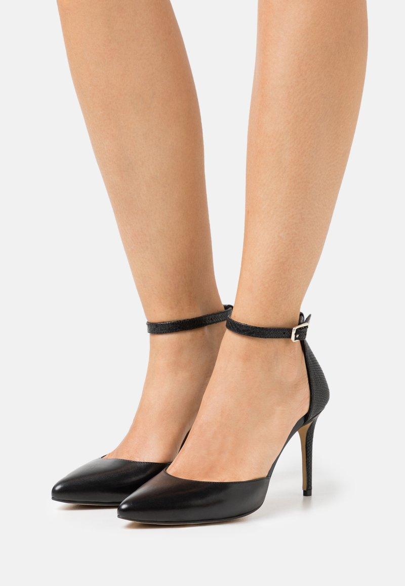 Steven New York - CECILLE - Classic heels - black