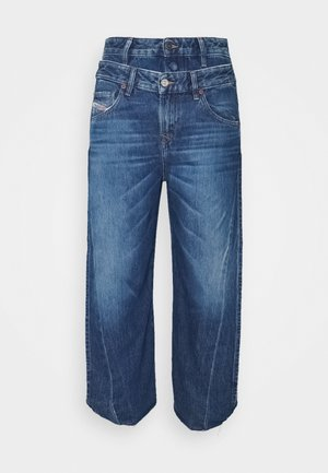 DE-LALY - Jeans Relaxed Fit - indigo