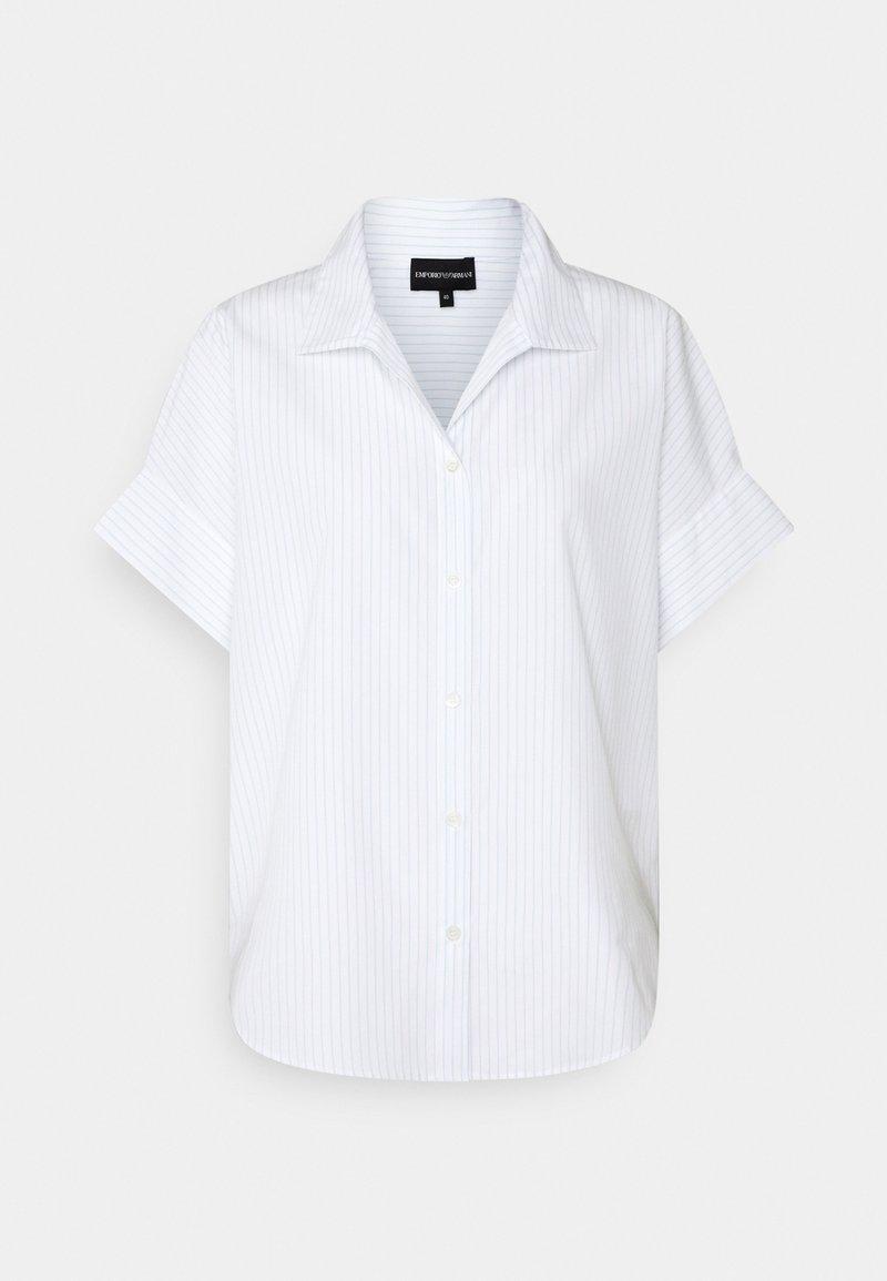 Emporio Armani - Košile - offwhite