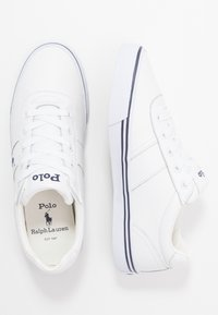 Polo Ralph Lauren - HANFORD - Sneaker low - pure white - 1