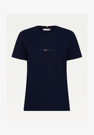 TIARA - Print T-shirt - desert sky