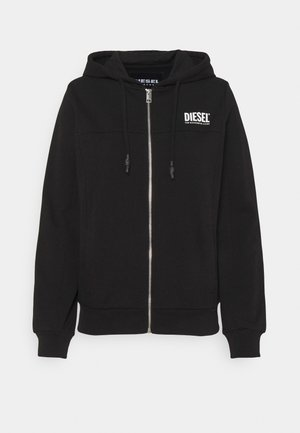 UFLT-VICTORIAL-HZ - Zip-up hoodie - black