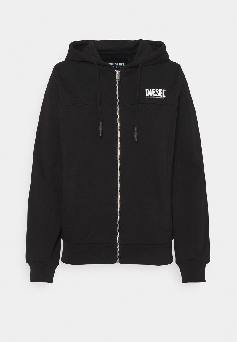 Diesel - UFLT-VICTORIAL-HZ - Zip-up hoodie - black
