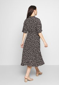 Glamorous Bloom - LOOK SHORT SLEEVE MIDI DRESS - Sukienka letnia - black - 2