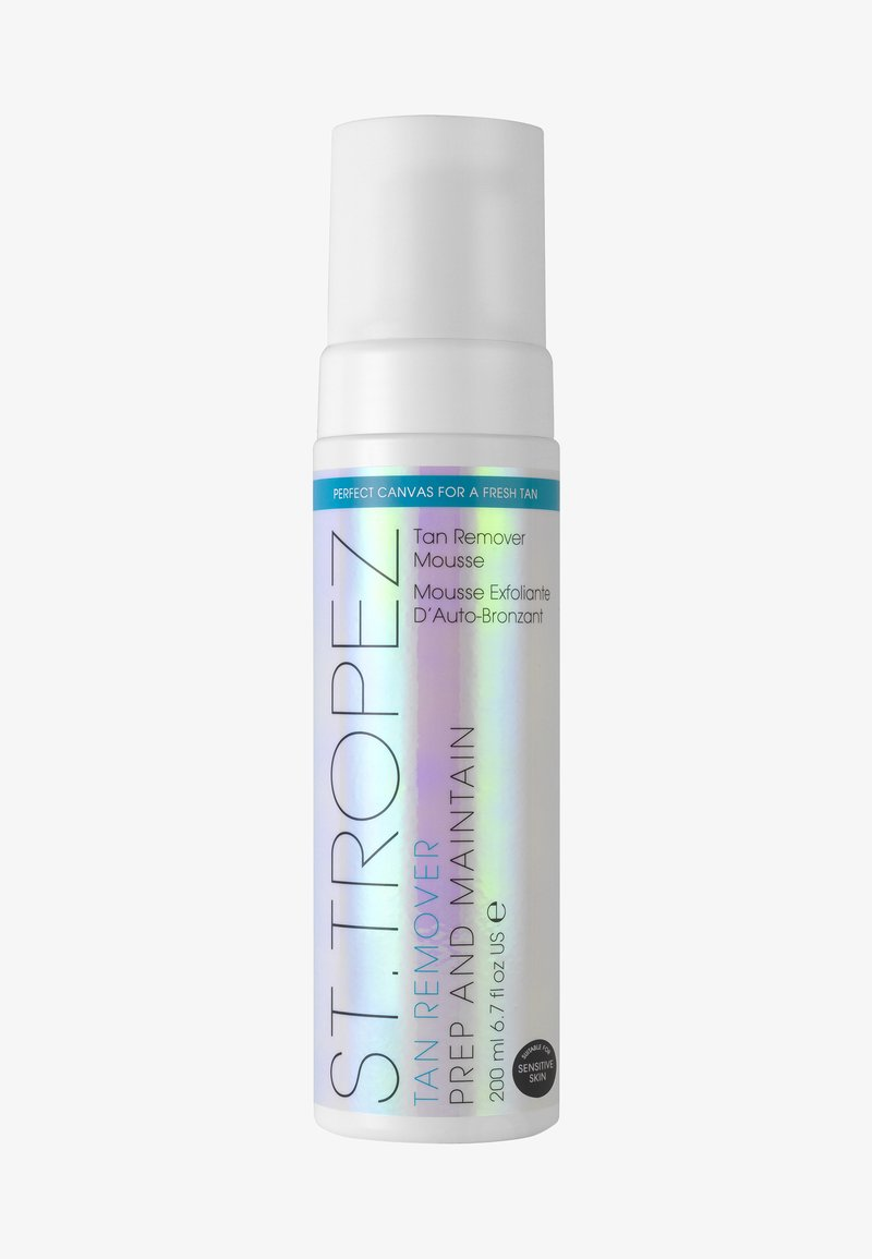 St. Tropez - TAN REMOVER MOUSSE 200ML - Self tan - -