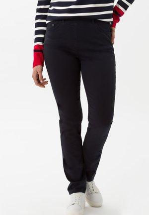 STYLE LAVINA - Trousers - dark blue