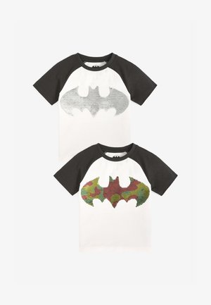 BATMAN CAMO FLIPPY SEQUIN JERSEY T-SHIRT - Print T-shirt - multi-coloured