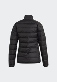 adidas Performance - ESSENTIALS PRIMEGREEN OUTDOOR DOWN - Down jacket - black - 10