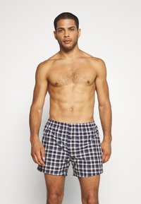 Pier One - 5 PACK - Boxershorts - grey - 0