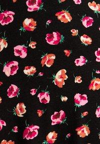 Dorothy Perkins Maternity - DRESS - Vestido ligero - black/pink - 2