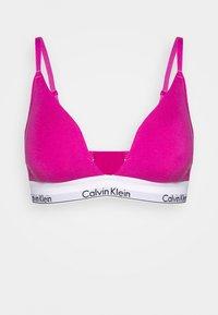 Calvin Klein Underwear - MODERN LINED - Triangel-BH - bright magenta - 3