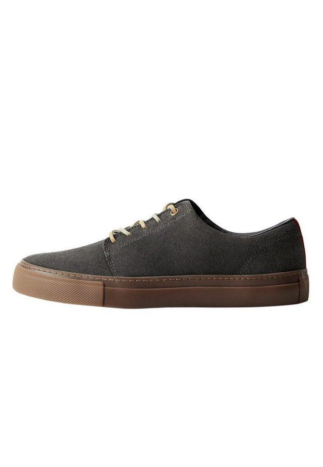 NEWPUXET - Sneaker low - grau
