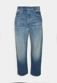 Levi's® Made & Crafted - BARREL - Džíny Relaxed Fit - brook blue - 4