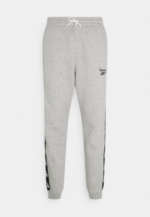 TAPE JOGGER - Tracksuit bottoms - mgreyh