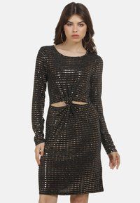 myMo at night - Cocktail dress / Party dress - rosa gold - 0