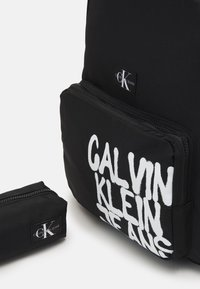 Calvin Klein Jeans - BACK TO SCHOOL BACKPACK UNISEX - Rucksack - black - 5