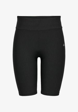 ONPJANA TRAIN SHORTS - Sports shorts - black