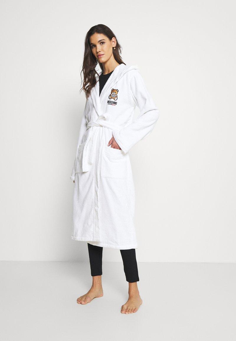 Moschino Underwear - Badekåpe - white