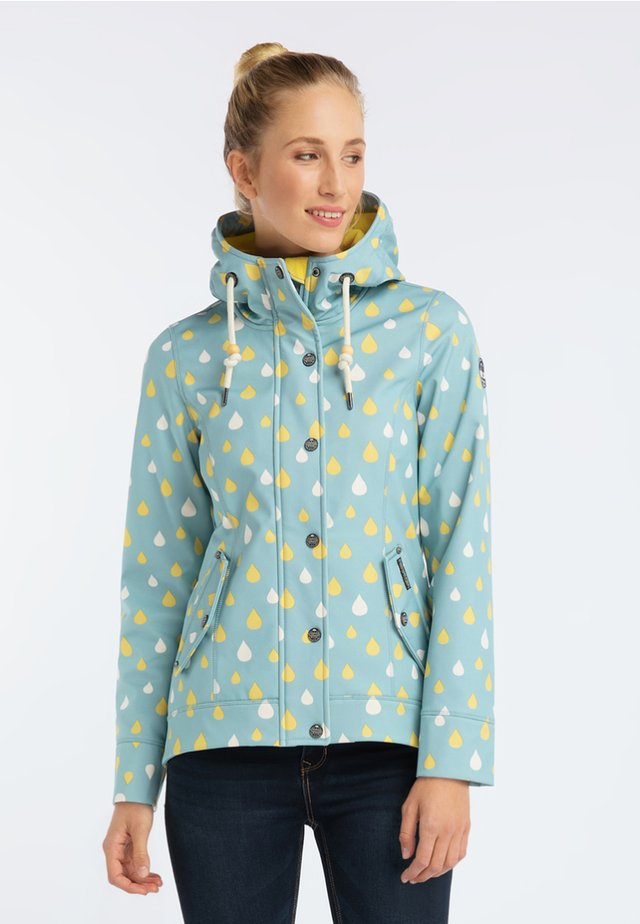 Impermeable - green