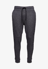 Superdry - MONO URBAN - Tracksuit bottoms - twisted black grit - 3