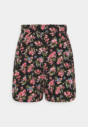 VICARE  - Shorts - black