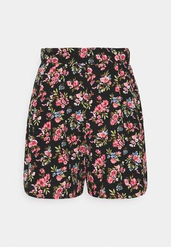 VICARE  - Shorts - black