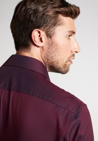 Eterna - MODERN FIT - Shirt - bordeaux - 2