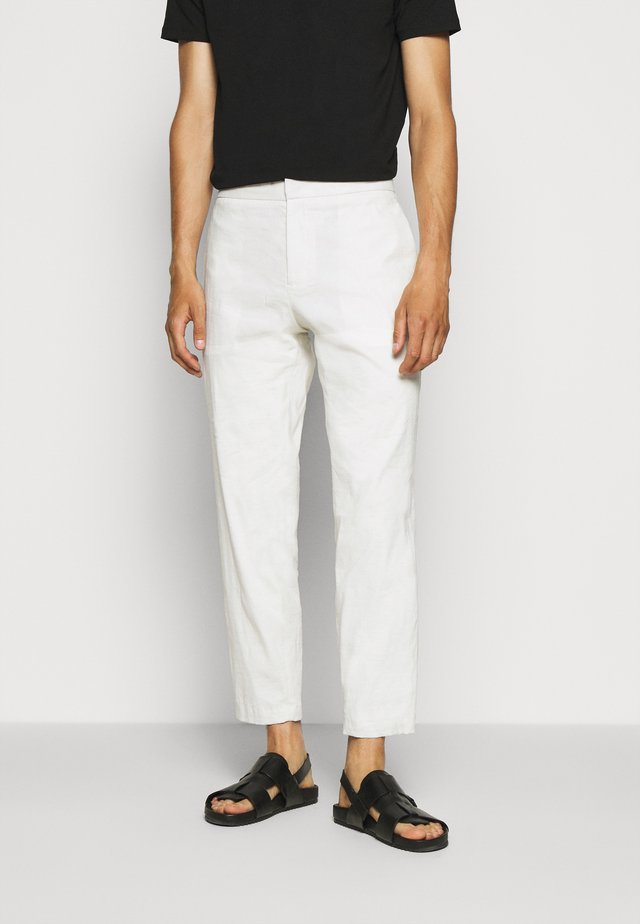 CURTIS CRUNCH - Trousers - balsa