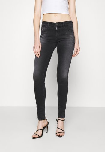 SLANDY - Jeans Skinny Fit - dark grey