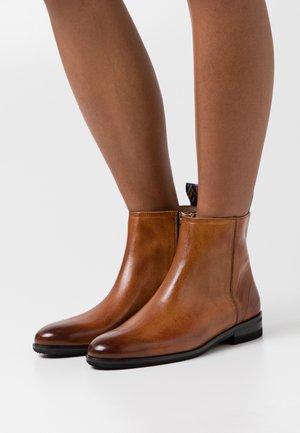 SUSAN  - Kotníkové boty - rio/tan/loop/peru/beige/modica/brown