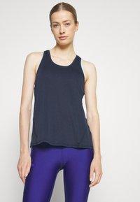 Sweaty Betty - ENERGISE WORKOUT - Funkční triko - navy blue - 0